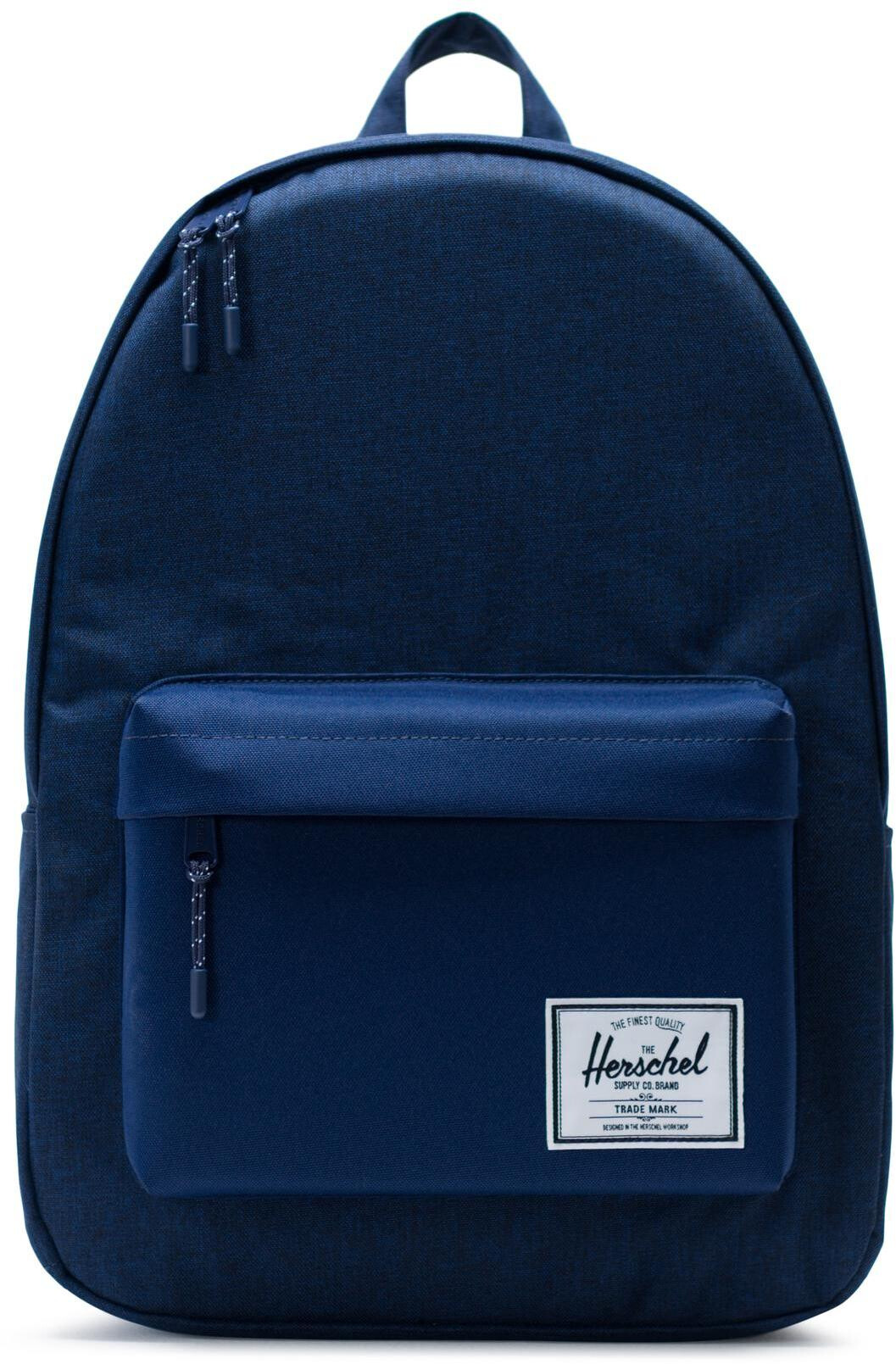 7679656688 Herschel Classic X-Large Backpack blue at Addnature.co.uk